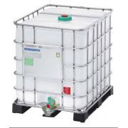 Containere IBC curate de la Elkoplast Romania Srl.
