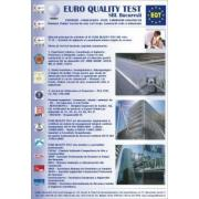 Euro Quality Test - Bucuresti