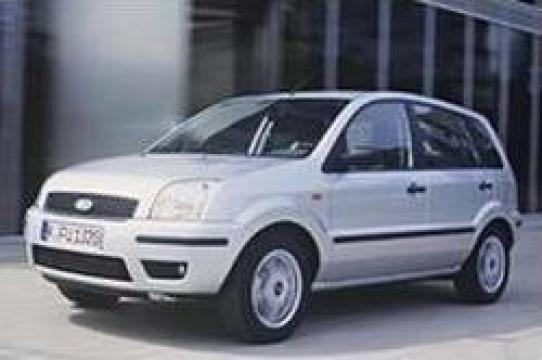Inchiriere Ford Fusion de la Alpha Rent Auto