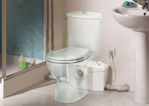 Scaun toaleta Sanipompa Sanipro XR Silence de la Sfa Saniflo Srl