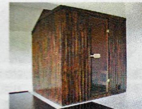 Saune, cabine infrarosu, combi - echipamente si accesorii de la Vovi Prod Prest Srl