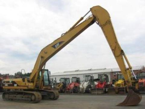Excavator Caterpillar de la Sc Rehnen Srl