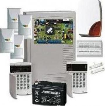 Sistem de alarma casa Aritech - Irlanda de la Vector Systems