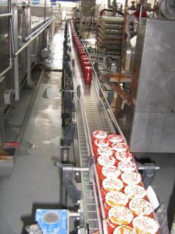 Banda transportoare elevator conveior de la Roca Industrial Srl