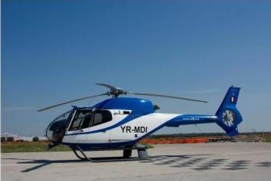 Servicii inchiriere elicopter EC120 de la Euro Events