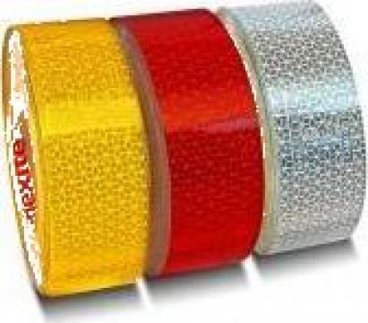 Banda reflectorizanta camioane Reflexite 50 mL de la Big Brands Invest