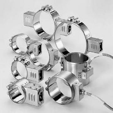 Rezistente electrice de incalzire cu mica pentru cilindrii de la Delortech Srl