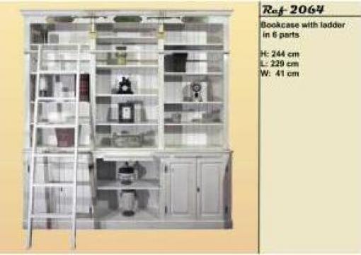 Mobila biblioteca 2064 de la S.c. MoebellandS.r.l.