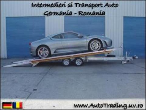 Servicii consiliere - intermediere auto Germania de la Auto Trading Berlin