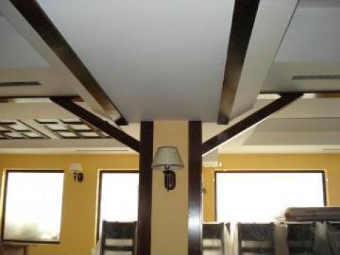Amenajari interioare crame si restaurante de la Bigal Plast