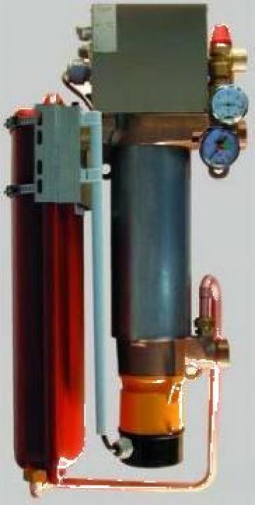 Cazan electric EPR - 6 Z, 9 Z, 12 Z, 15 Z de la Idm Dinamic Srl
