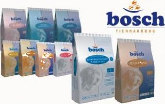 Hrana superpremium pentru caini Bosch