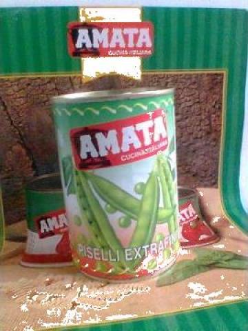 Conserva mazare extrafina Amata de la S.c. Italin Gross Impex S.r.l.