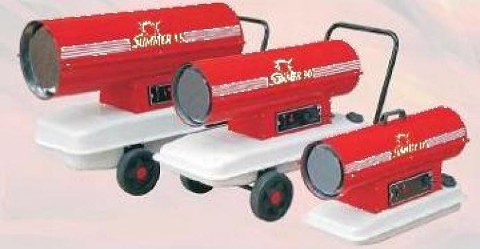Generator de aer cald de la Idm Dinamic Srl