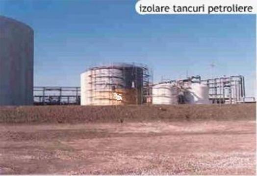 Izolatie spume poliuretanice de la Promax Enterprise Co SRL