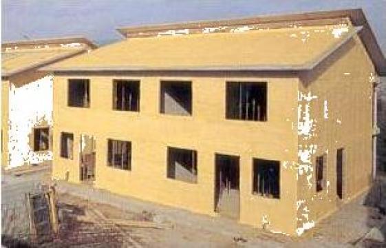 Izolatii cu spuma poliuretanica pereti exteriori de la Promax Enterprise Co SRL