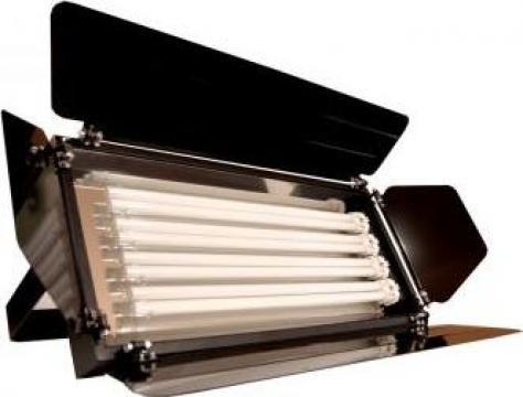 Reflector fluorescent 4x55W