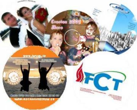CD-uri de prezentare sau DVD-uri de prezentare de la Sian Image Media Srl