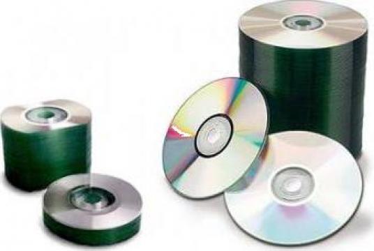Multiplicare CD DVD de la Sian Image Media Srl