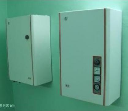Centrale termice pe electrozi de la Magic Dream S.r.l.