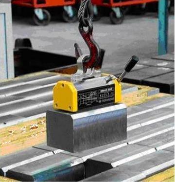 Magneti permanenti de ridicare, solutii de ridicat sarcini de la Kinetech Industry Srl