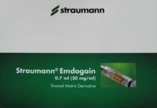 Gel parodontologie Emdogain 0.7ml