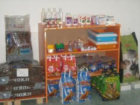 Hrana animale, deparazitare, vitamine, accesorii de la Sc Bavi Asig Srl