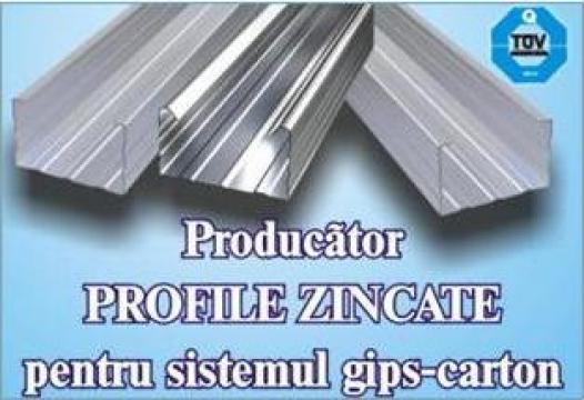 Profile zincate de la Galfinband