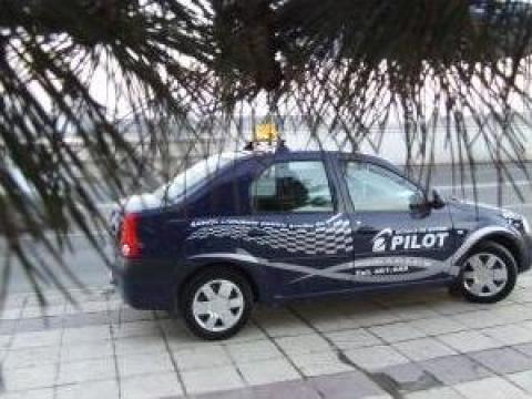 Scoala de soferi - pilot de la Scoala Pilot