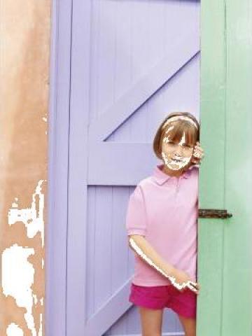 Imbracaminte pentru copii Kids 65-35 Polo de la Sc Stil Media Srl