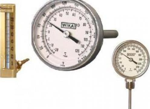 Termometru instalatii industriale si rezidentiale de la Prima Srl