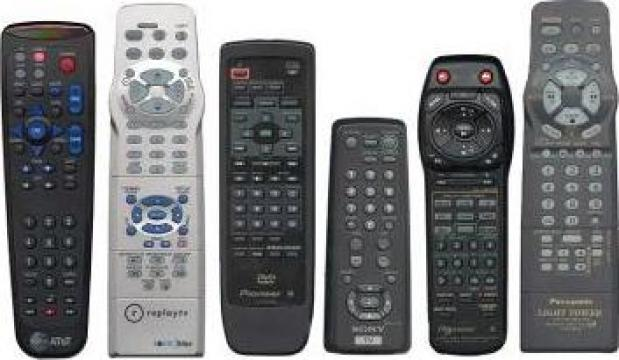 Telecomenzi TV, A/C, DVD, HI-FI, originale