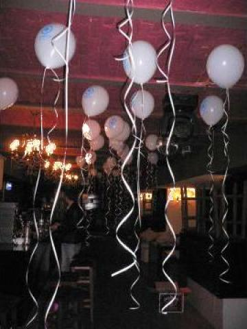 Baloane heliu pentru organizari evenimente de la Fun Party Srl