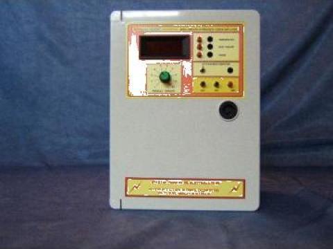 Regulator cu comanda in frecventa turatie ventilatoare de la Bioelectronic