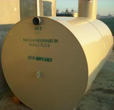 Rezervor 5000 litri Rotary de la Eco Rotary SRL
