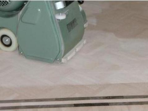 Inchiriere masina de raschetat parchet profesionala Hummel de la Alveco Montaj Srl