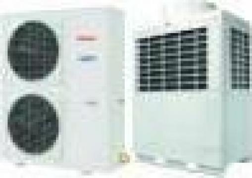 Sisteme de aer conditionat centralizate de la Caloric Serv S.r.l