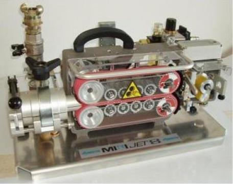 Sisteme instalare cabluri in conducte Minijet, Test hdpe