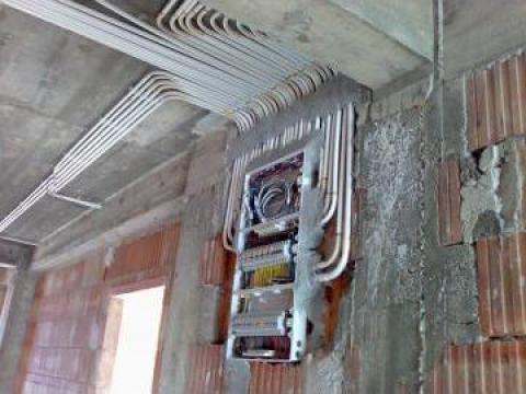 Instalatie electrica interioara de la Electric- Al