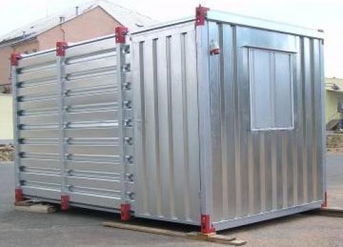 Containere de stocare - 5 m de la Elkoplast Romania Srl.