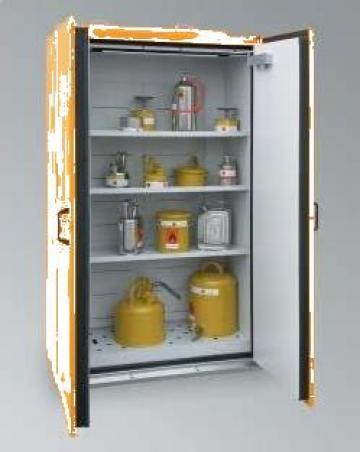 Dulap antifoc pentru depozitarea substantelor periculoase de la Parcon Freiwald Srl