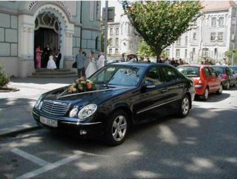 Inchiriere limuzine Mercedes pentru nunti si alte evenimente de la B Limo Service Srl