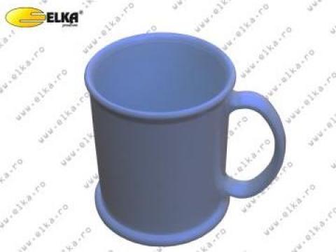 Cana de plastic 200 ml de la Elka Prodcom Srl