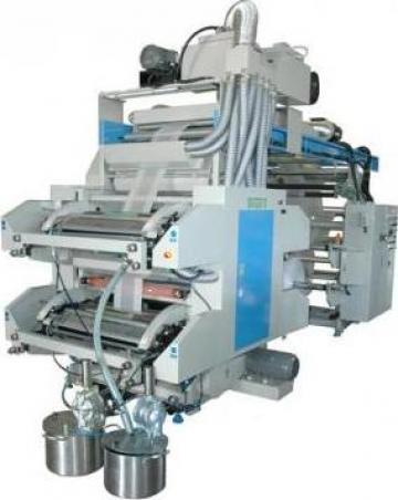 Masina de imprimat flexografica Queens