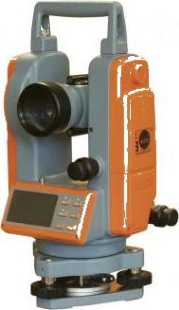 Teodolit digital Nedo ET-5 cu centrare laser