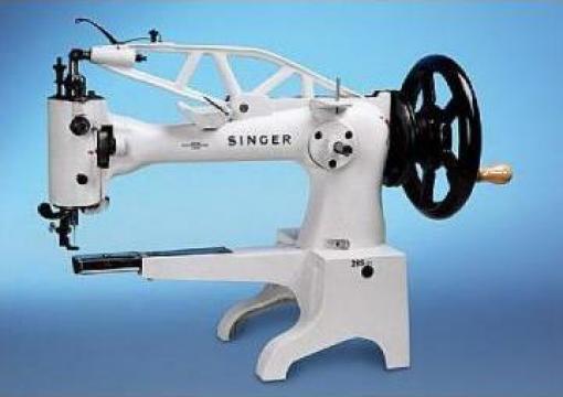 Masina de cusut si reparat pielarie Singer 29-S-171