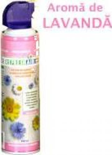 Spray aer conditionat Refreshair de la Sc Magnirom Srl
