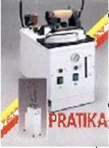Generator aburi cu fier de calcat Comel, Pratika