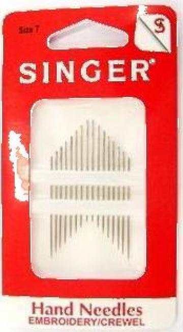 Ace cusut de mana Singer