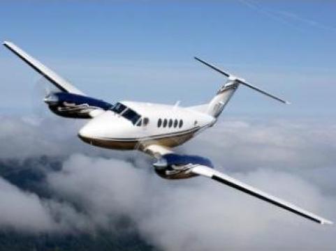 Inchirieri avioane, Air Taxi de la Romintercom Srl